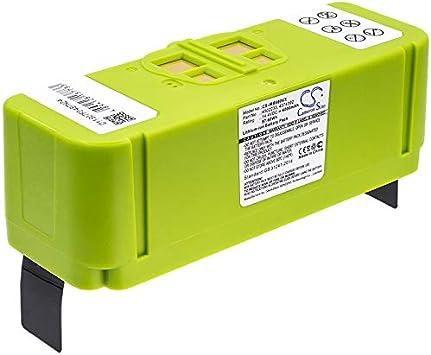 4374392 Akku Batterie 4000mAh für iRobot 2130LI 4502233 4462425 4376392