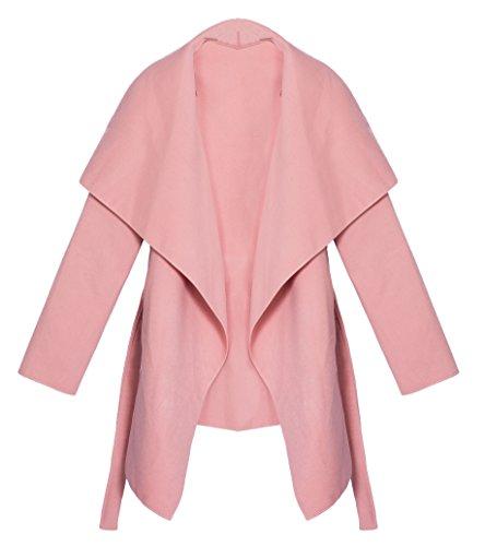 One Rose Kendindza court Femme Court Manteaux et Collection Trenchcoat Size long 8zzrqIx