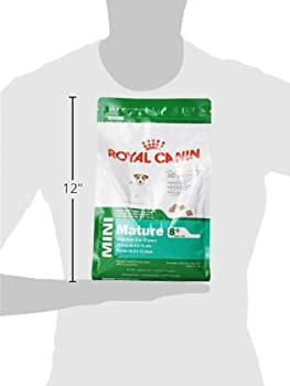Royal Canin Size Health Nutrition Mini Mature 8+ Dry Dog Food, 2.5-pound 5