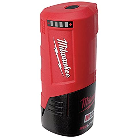 Milwaukee 49-24-2310 M12 USB Power Source - Battery Not Included - Milwaukee Power Tools