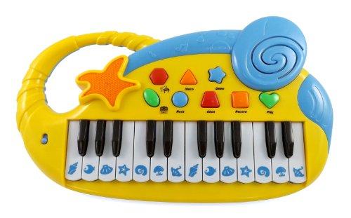 Electronic Musical Keyboard Record Playback