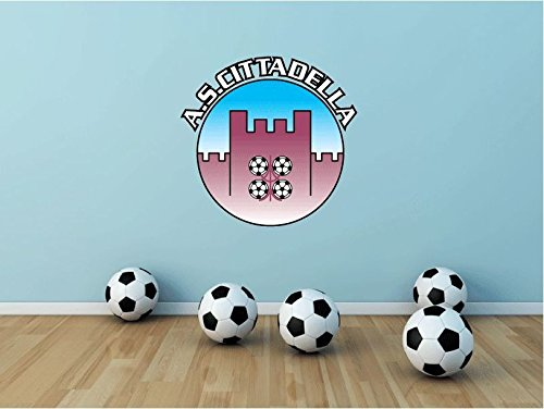 A.S Cittadella FC Italy Soccer Football Sport Art Wall Decor Sticker 23'' X 21'' by postteam