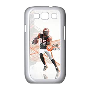 Cincinnati Bengals Samsung Galaxy S3 9300 Cell Phone Case White 218y3-190853