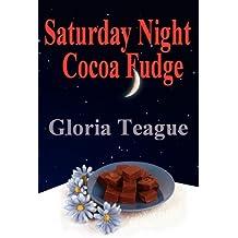 Saturday Night Cocoa Fudge
