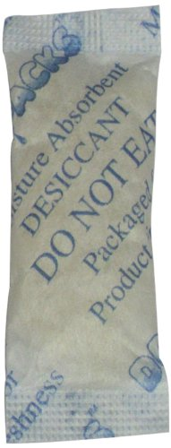 - Aroma Dri 20-Pack Silica Dehumidifiers Gel Packet, Apple Scented