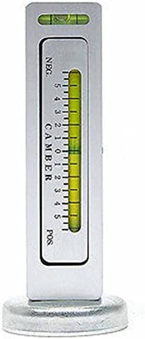 Appareil de mesure r/églable free size Silver JM Outil de mesure magn/étique pour voiture//cambre Roulette de cambre Alignement JM