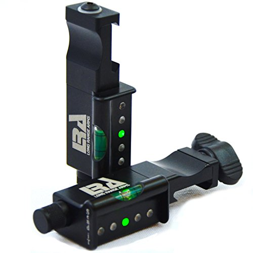 Send iT Rail Or Scope Mount Electronic Anti Cant Level For Long Range Shooting Black by Send iT