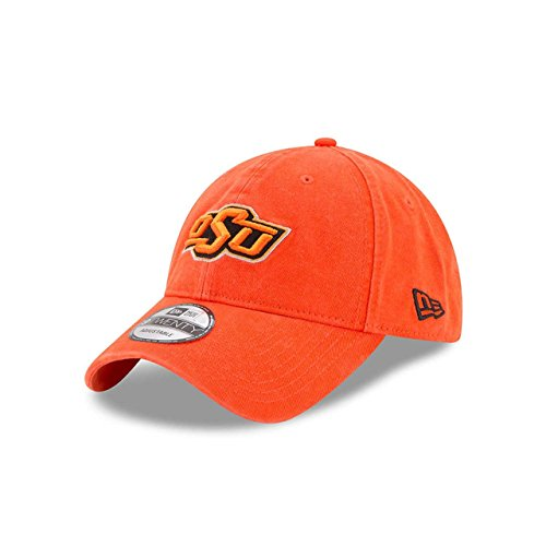 New Era Oklahoma State Cowboys Campus Classic Adjustable Hat - Team Color, One ()