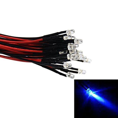 Blue Led Lights 3Mm - 8