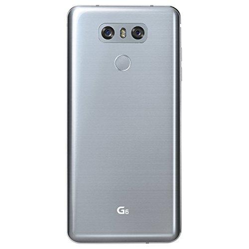41zyLwiBXxL - LG G6 H872 32GB Ice Platinum - T-Mobile (Renewed)