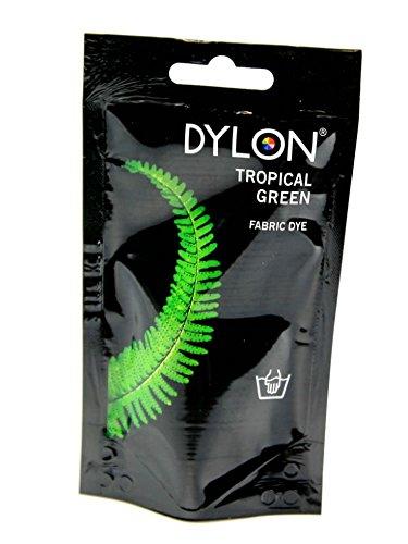 Dylon Hand Fabric Dye Tropical Green