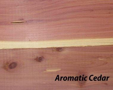 Aromatic Cedar 3/4