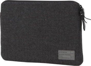 HEX Surface Sleeve (Black/Gray Herringbone)
