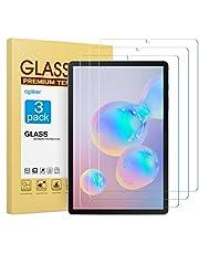 apiker lot de 3 Compatible pour Verre Trempé Samsung Galaxy Tab s5e/Tab s6, 10.5 pouces, Film Protection d'écran Samsung Galaxy Tab s5e /Tab s6, Haute sensible, Installation Facile.