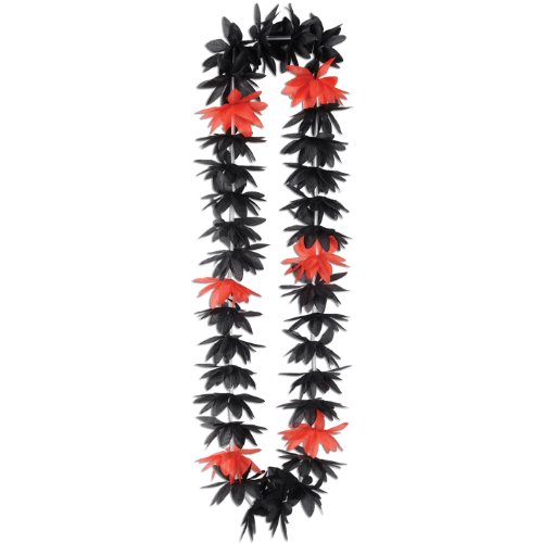 Red Party Lei - 9