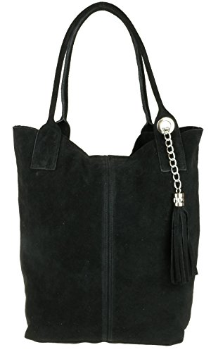 Handbags al Sintético mujer de para hombro Girly Material Bolso Bblack HqxawdEnP