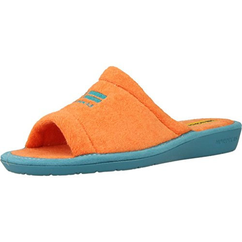 NORDIKAS Relax Hausschuhe, Color Orange, Marca, Modelo Relax Hausschuhe 8040B 4 Orange