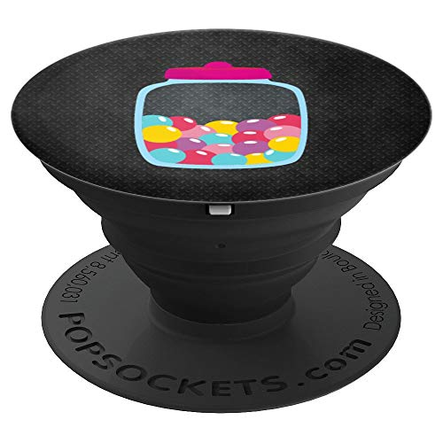 Sweets Candy Lollipop Comfit Sweetmeat Lover - PopSockets Grip and Stand for Phones and Tablets