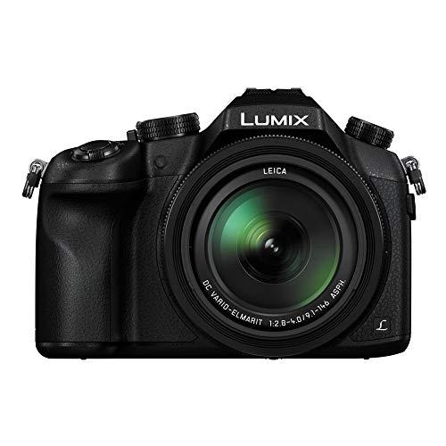 Panasonic LUMIX DMC-FZ1000 16X Long Zoom Digital Camera (Black) with 64GB Deluxe Accessory Bundle