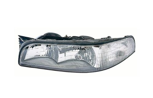 Buick LeSabre Replacement Headlight Assembly (without Cornering Light) - 1-Pair - Buick Lesabre Headlight Assembly