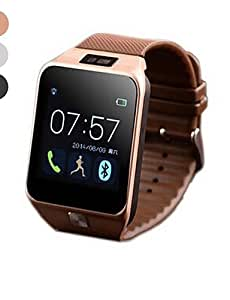 Amazon.com: V8 1.54 Touch Screen Smart Bluetooth 4.0 Watch ...