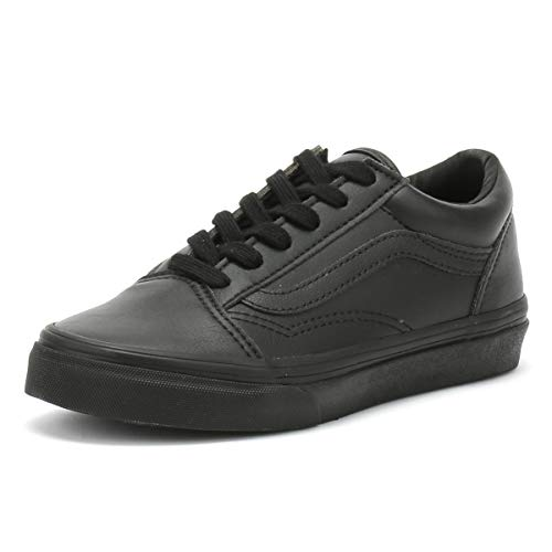 nero Old Vans bambini Suede Skool per miste Sneakers w0vxv8Fdq