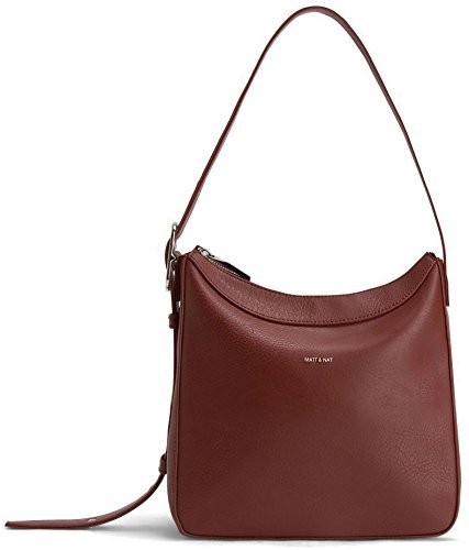 Dwell Small Hobo Glance Handbag and Henna Matt Nat 4I86T