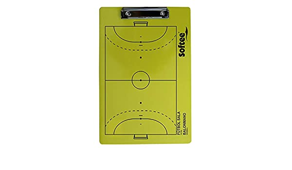 Softee Equipment Carpeta TACTICA VELEDA Futbol Sala Y Balonmano ...