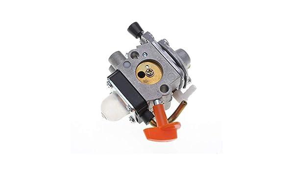 Jardiaffaires Carburador adaptable Stihl FS87, FS90, FS100 ...