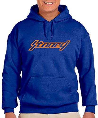 Post Malone Stoney Orange Logo -