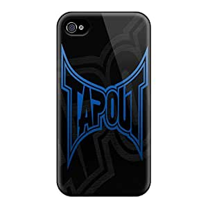 Shock Absorption Hard Cell-phone Case For Iphone 6plus With Provide Private Custom Stylish Tapout Series DrawsBriscoe