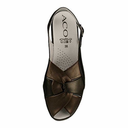 ACO Shoes Jonas Schwarz Kombi