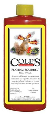 16OZ Flaming Seed Sauce by Coles