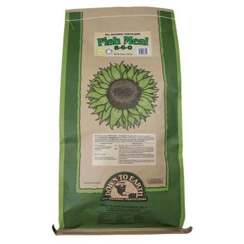 - Down to Earth Fish Meal - 50 lb