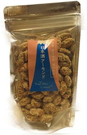 ハッピーナッツカンパニー 湘南鎌倉横浜 日本酒アーモンド 140g