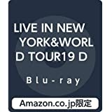 【Amazon.co.jp限定】LIVE IN NEW YORK&WORLD TOUR19 DOCUMENTARY  THE NINTH [99.999](Blu-ray)(三方背収納ケース付)