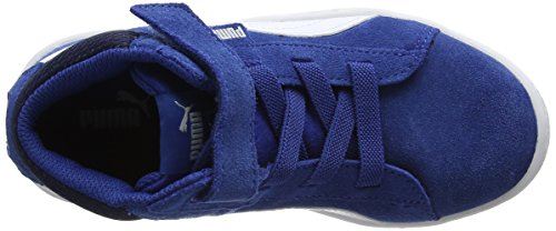 Puma 1948 Mid V Ps, Zapatillas Unisex Niños Azul (True Blue-puma White 13)