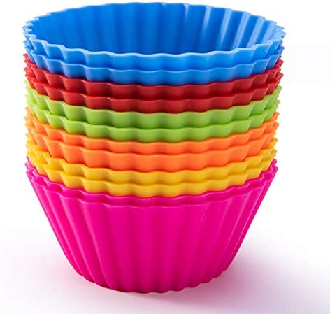 Silicone SAWNZC Reusable Cupcake Non stick product image