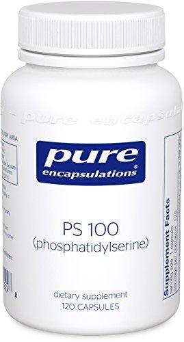 Pure Encapsulations Phosphatidylserine Supplement Well Being