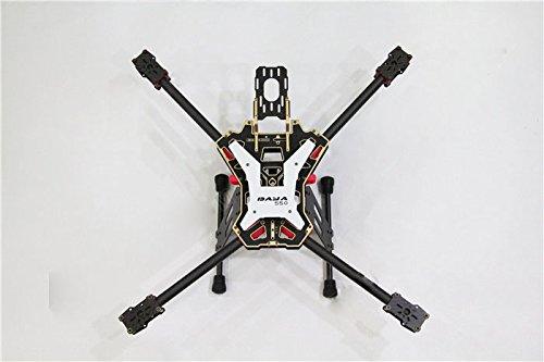 New DAYA 550 Alien Carbon Fiber Folding 4-Axis FPV Quadcopter Frame Kit 550 Mm Carbon Fiber
