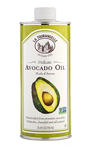 La Tourangelle, Avocado Oil, 25.4 Fluid Ounce (Fish Dinner)