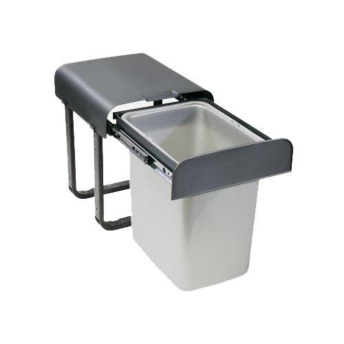 Abfallsammler Aladin Müllsammler Abfalleimer Mülleimer Küche Einbaubar