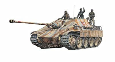 Tamiya Models Jagdpanzer V Jagdpanther Model Kit