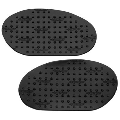 (13-17 KAWASAKI EX300: Stomp Grip Traction Pads (BLACK))