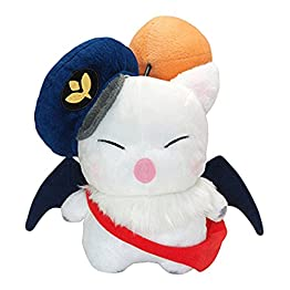Moogle Plush | Final Fantasy XIV - 12.5 Inches - Delivery Plush 8