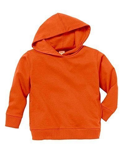Rabbit Skins Toddlers 7.5 Oz. Fleece Pullover Hood (3326) by Rabbit (3326 Rabbit)