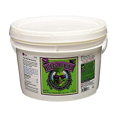 Advanced Nutrients 5000-58 Big Bud Powder, 20kg, 20 Kg, Brown/A