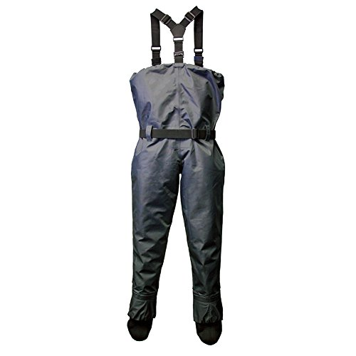Lone cone women 39 s deluxe stockingfoot chest waders for Fishing waders reviews