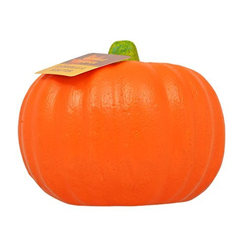 Foam Carvable Pumpkin Decoration