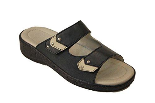 Fashion DR SCHOLL Blue Women's Sandals SPpPAvn